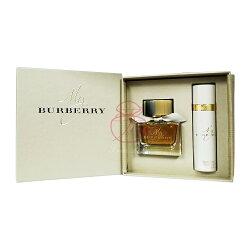 BURBERRY MY BURBERRY 女性香水禮盒(淡香精90ML+保濕噴霧100ML) ☆真愛香水★