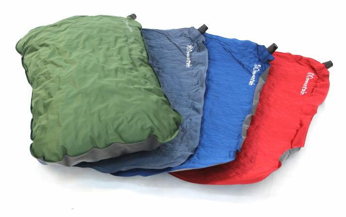 《台南悠活運動家》Le Gear 台灣 Foam-tex 自動充氣枕頭 PI-103R (隨機出貨)