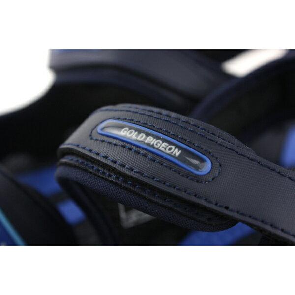 GP (Gold.Pigon) 阿亮代言 涼鞋 防水 雨天 藍色 男鞋 G8655M-20 no953 2