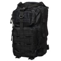 Every Day Carry Military Tactical Large Army 3-Day Assault MOLLE Outdoor Backpack for Hiking - Black
