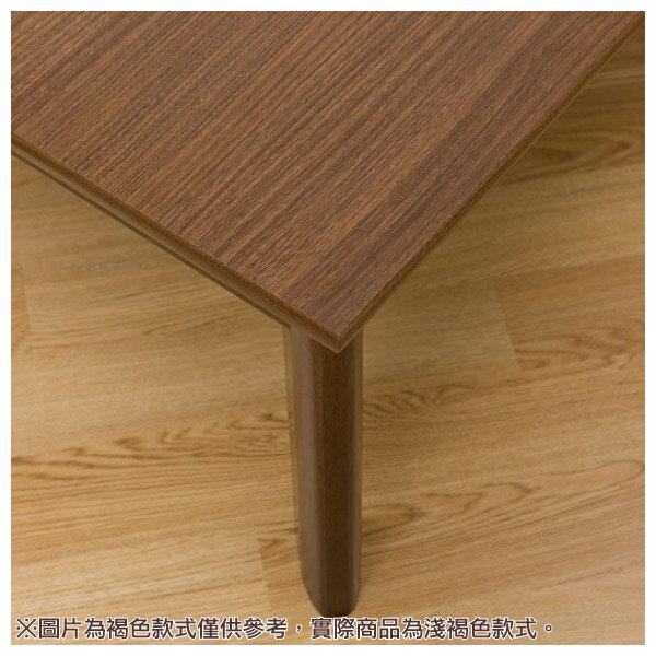 ★暖桌 長方形VALIA N 120 LBR NITORI宜得利家居 3