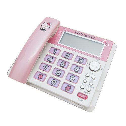 【KT-219T 】HELLO KITTY 彩虹有線電話機 KT-219T