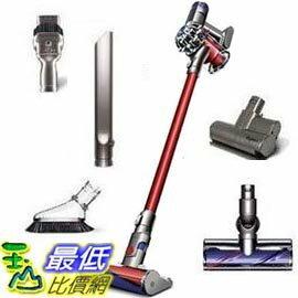 (現貨含hepa功能,適合軟地板) Dyson V6 Absolute吸塵器 SV09主機(含mini motor) 不含fluffy共5吸頭