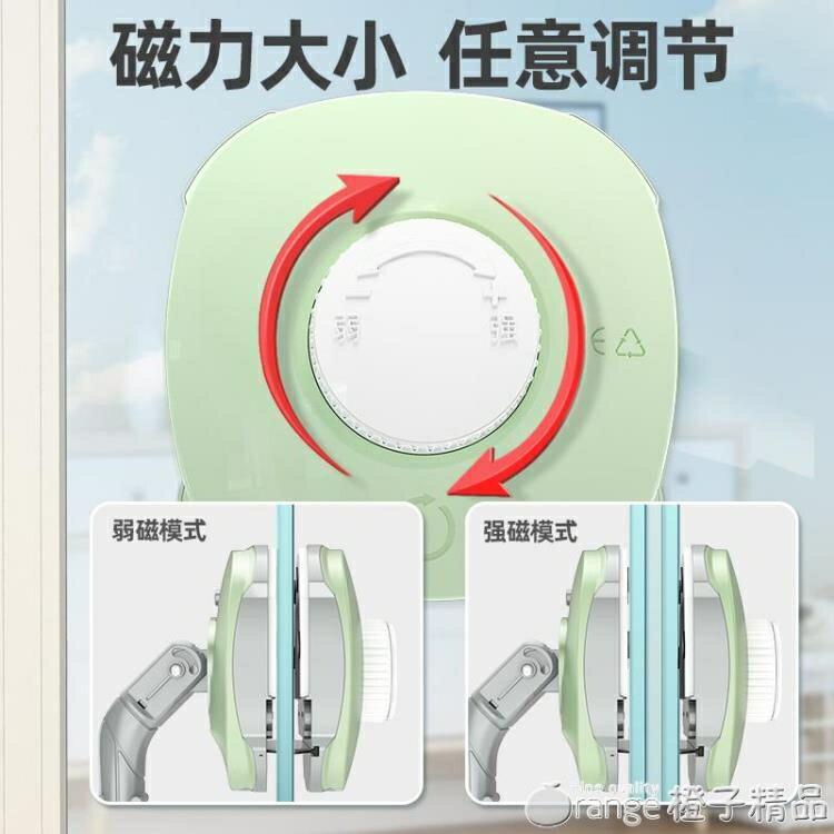 擦玻璃神器家用厚窗戶器高樓高層強磁雙層刷刮搽雙面清潔清洗工具