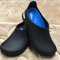 {順順優選}New Buffalo 牛頭牌.廚師鞋.3M反光片.工作鞋.雨鞋.荷蘭鞋.MIT台灣製造.男鞋.918449