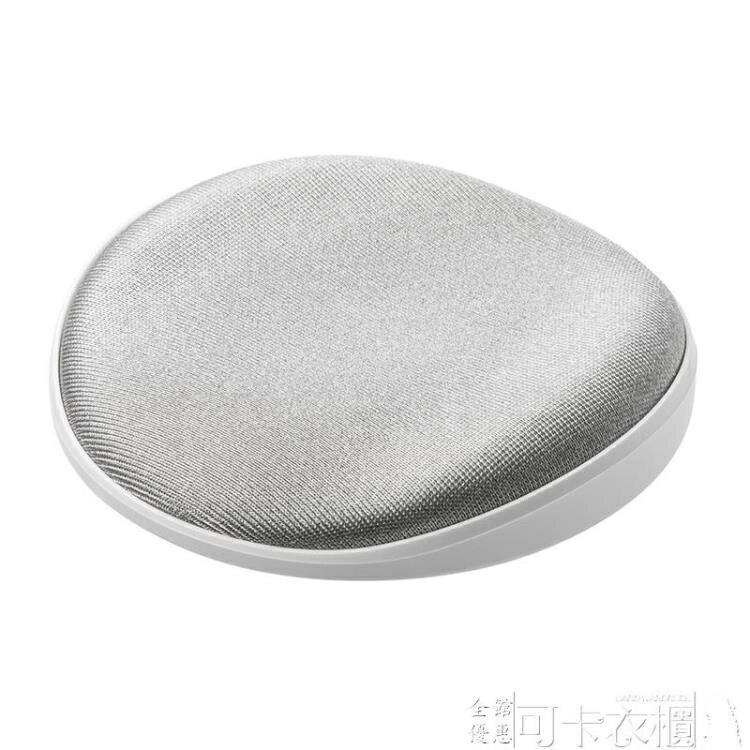 日本SANWA圓型手枕人體工學腕托腕墊掌托手托創意舒適UFO造型 領券下定更優惠