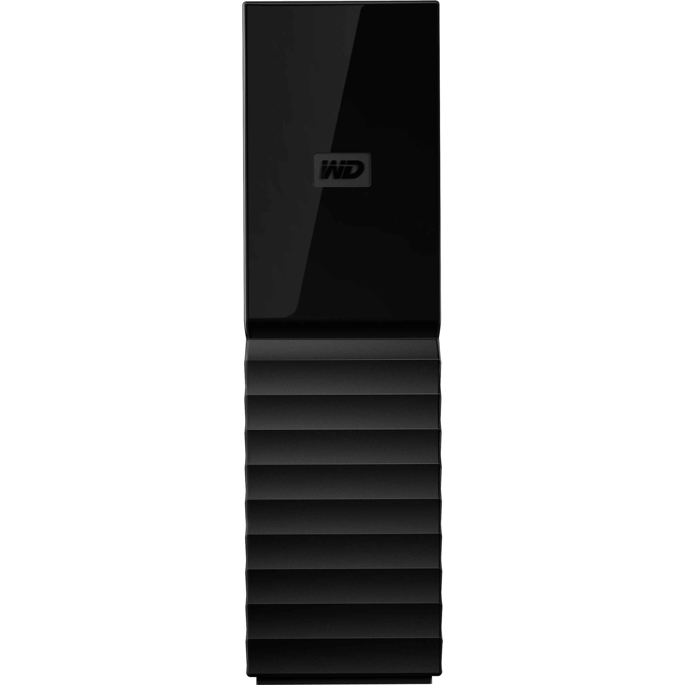 WD My Book 4TB USB 3.0 desktop hard drive with password protection and auto backup software - USB 3.0 - Desktop - Black - Retail - 256-bit Encryption Standard 1
