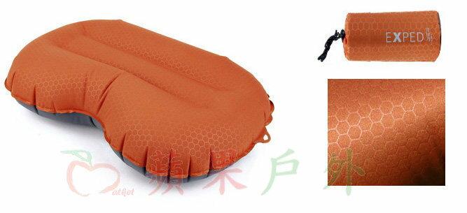 【【蘋果戶外】】Exped 32205228 瑞士 Air Pillow Lite 空氣枕頭 L 充氣枕頭 登山露營旅遊