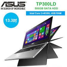華碩 4代i3 2G獨顯變形筆電 TP300LD-0151A4030U黑