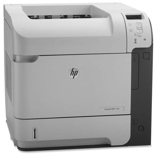 HP Laserjet 600 M601N Monochrome Laser Printer 0