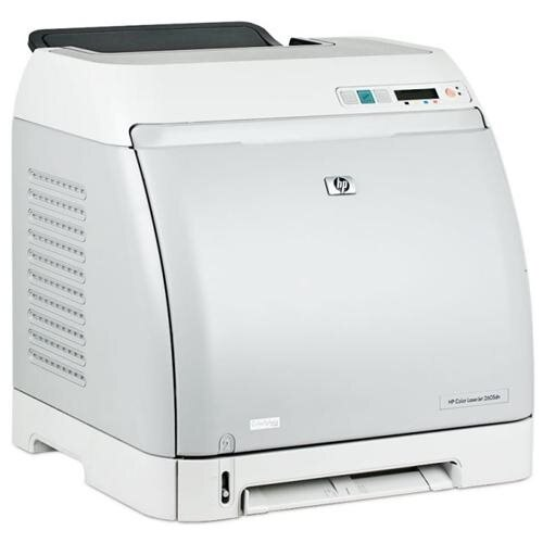 HP Color Laserjet 2605DN Color Laser Printer Q7822AR 0