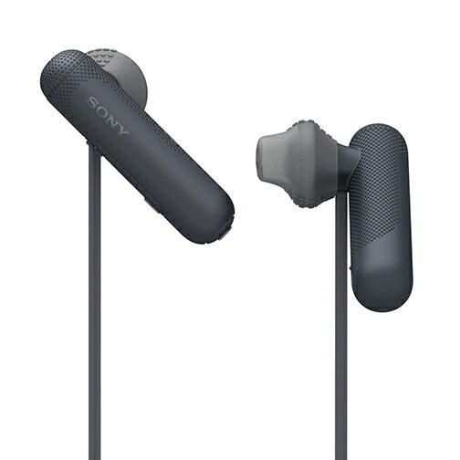 SONYWI-SP500(黑色)無線藍牙運動入耳式耳機公司貨一年保固