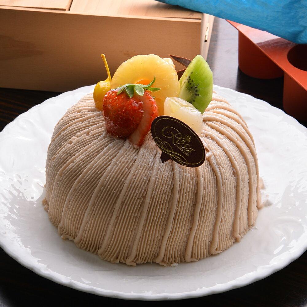 【羅撒蛋糕】草莓鮮奶油蛋糕|「愛麗絲」|生日蛋糕|6吋