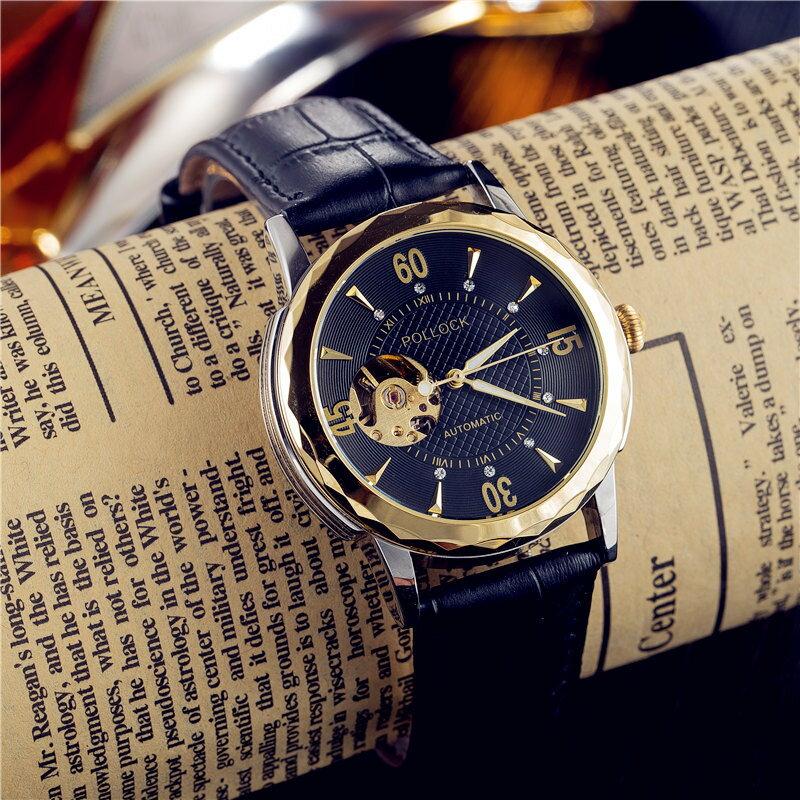 美琪 (簡約時尚)스위스瑞士全自動鏤空陀飛輪기계 장치機械手錶