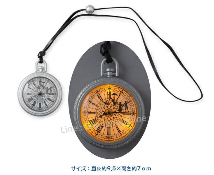 【真愛日本】16121300039樂園限定彼得潘世界懷錶掛飾燈   迪士尼 樂園限定 小精靈  小飛俠 彼得潘   預購