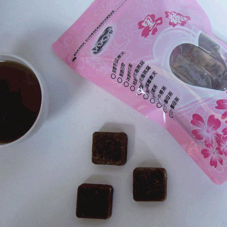 【黑金傳奇】純黑糖茶(大顆,455g) 3