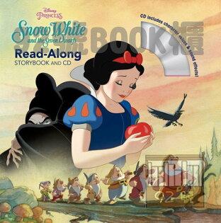92號BOOK櫃-參考書專賣店:SnowWhiteandtheSevenDwarfs白雪公主(CD有聲書)