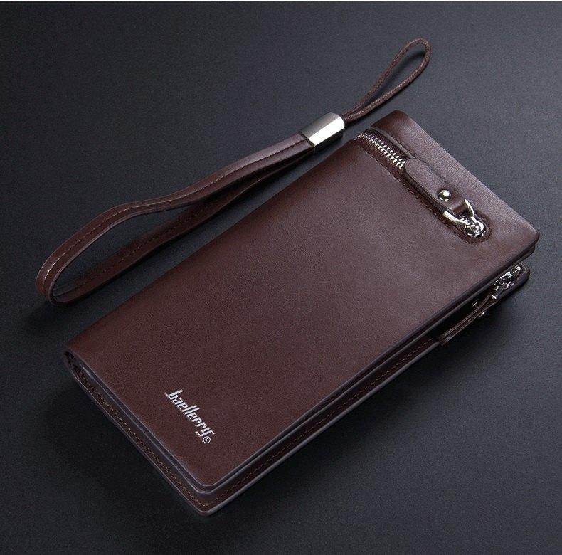 皮夾 大容量男用長夾 皮包 錢包 手拿包 NO.6183【包包阿者西】