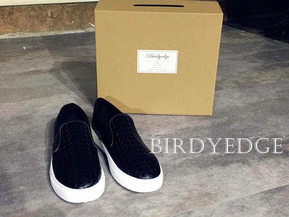 【JP.美日韓】 正韓國 編織 白鞋 黑鞋 懶人鞋 黑皮 皮革 非 BV GD MJ GQ