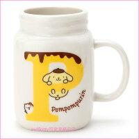 布丁狗周邊商品推薦到asdfkitty可愛家☆布丁狗罐型陶瓷馬克杯-也可當筆筒或花器-日本正版商品