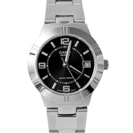CASIO卡西歐 簡約小框數字刻度石英手錶 小資女孩腕錶 實用日期窗 柒彩年代【NE1888】原廠公司貨 - 限時優惠好康折扣