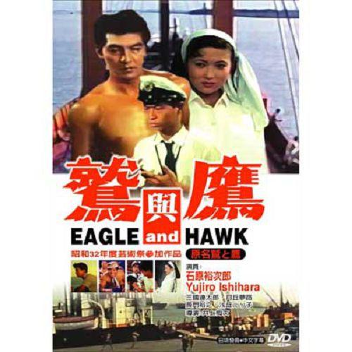 鷲與鷹DVD
