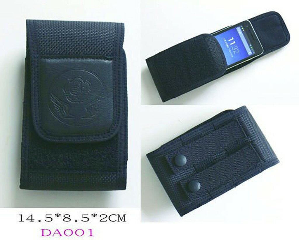 嘎嘎屋 空軍 台灣製 牛皮烙印 教準部 IDF 司令部 數位手機袋 直式(DA001~DA003)