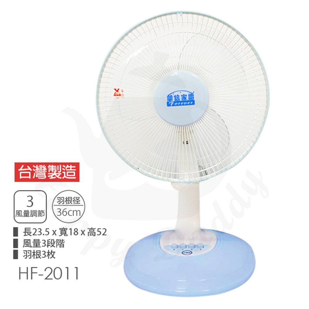 <br/><br/>  【華信】MIT 台灣製造12吋桌扇強風電風扇(粉/藍顏色隨機) HF-2011<br/><br/>