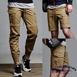 DITION 登山機能二用口袋工作褲 OUTER縮口褲 ANTI