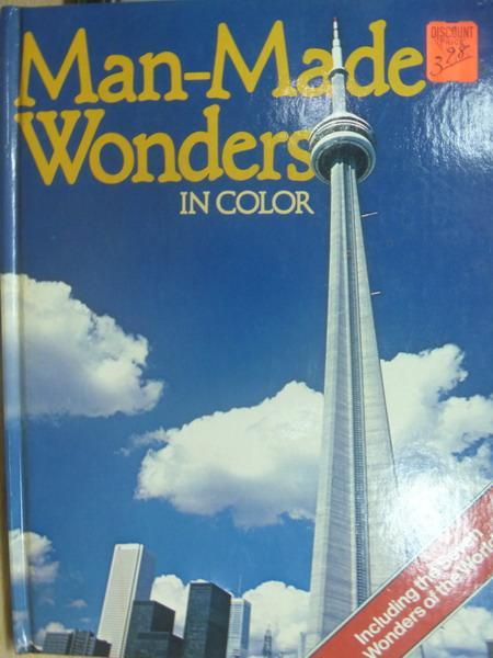~書寶 書T7/建築_ZIS~Man~Made Wonders in color
