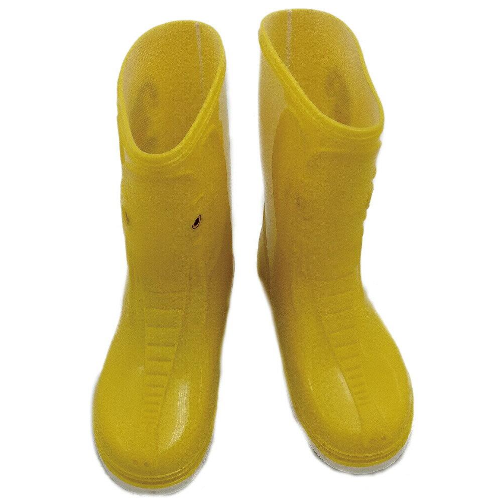 小玩子 兒童雨鞋 可愛 大象 舒適 休閒 出遊 防水 止滑 黃/粉 小孩必備聖品 C-9801