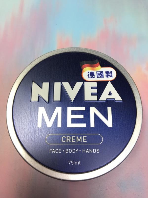 ~八八八~e網購~~NIVEA妮維雅 男士全效潤膚霜75ml~111456潤膚 身體保養