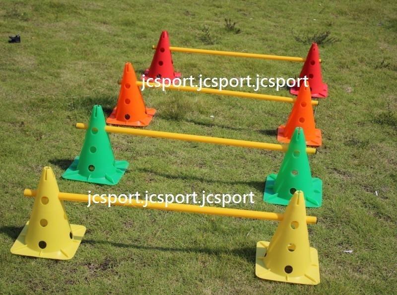 【帶孔.三角錐組】30公分三角錐、多功能、直排輪、足球訓練、幼兒訓練、敏捷訓練、田徑、多種用途