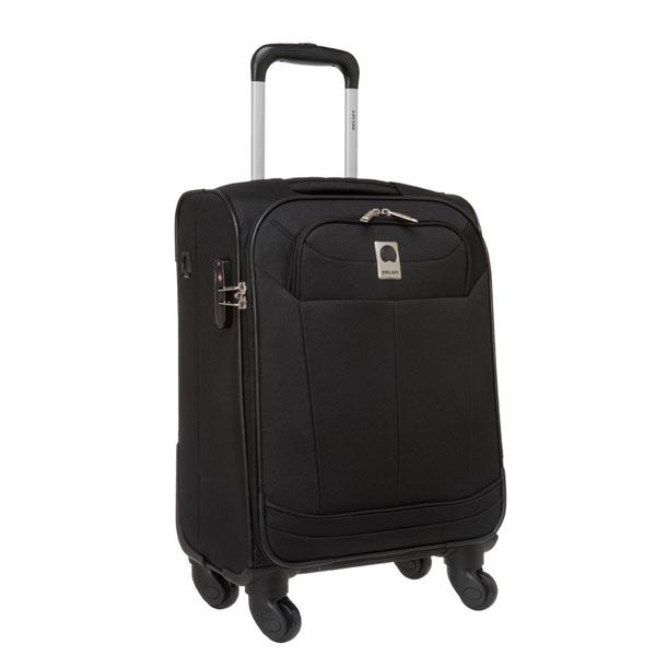 【加賀皮件】DELSEY 法國大使 PIN UP4系列 布箱 旅行箱 18吋 行李箱 003401801