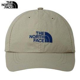 [ THE NORTH FACE ] 抗UV遮陽帽 灰棕/里蒙藍 / 公司貨 NF00CF7WGLG