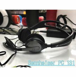 ☆宏華資訊廣場☆德國森海塞爾 SENNHEISER PC 131 耳機麥克風 店面提供試聽 宙宣公司貨