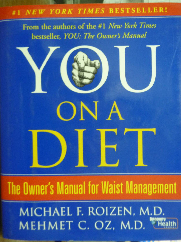 ~書寶 書T7/原文書_QGE~You on a Diet_Mehmet C.Oz M.D