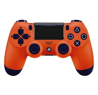 Sony PS4 Dualshock Wireless Controller - Sunset Orange (Special Edition)