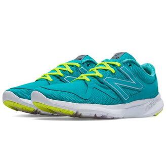 【NEW BALANCE】NB 運動鞋 慢跑鞋 藍色 (女)WCOASBLB