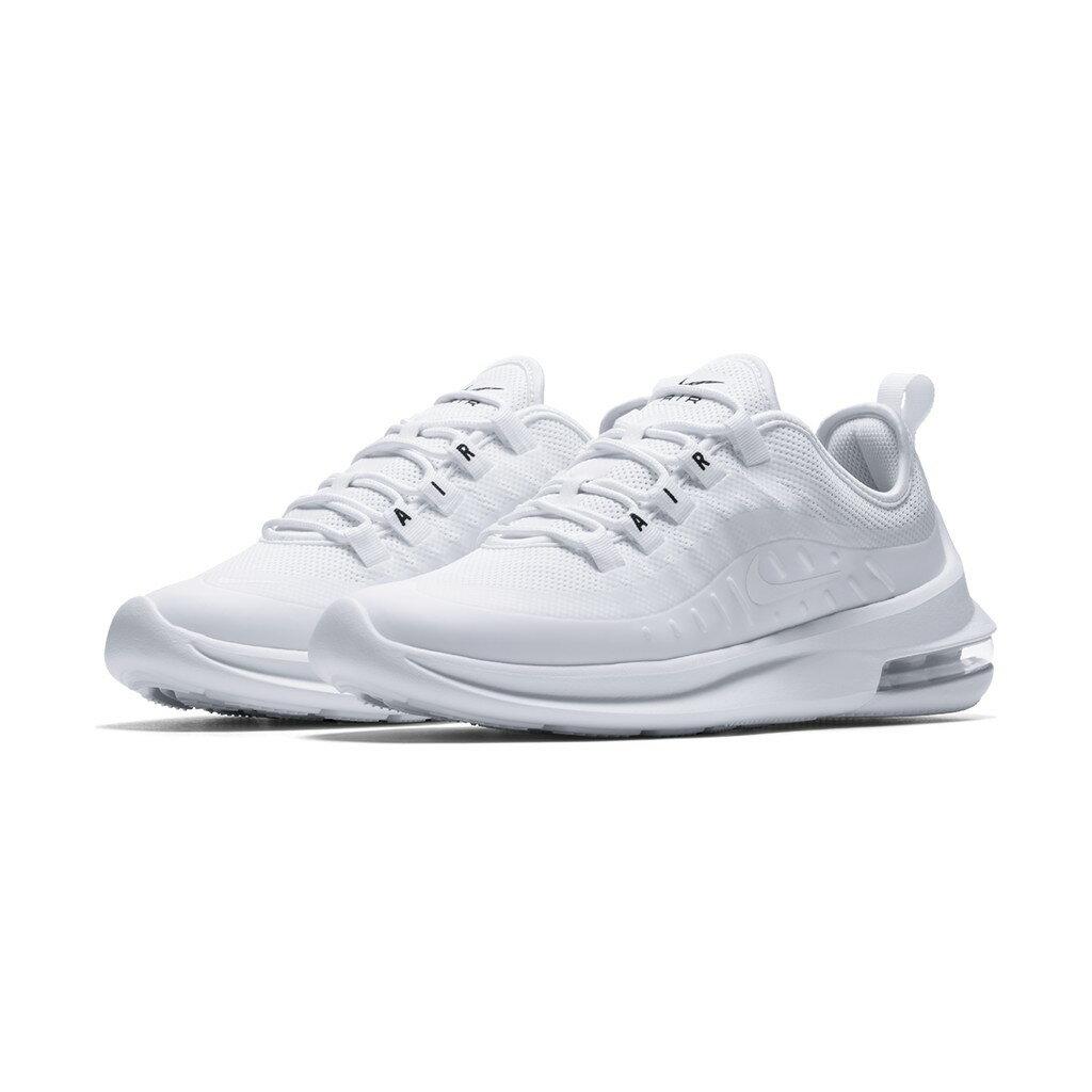 滿1600搶券折160 ▶帝安諾 實體店面 Nike Air Max Axis【男女鞋】全白 白色 黑白 學生鞋 仙女鞋 大氣墊 AA2168100 **