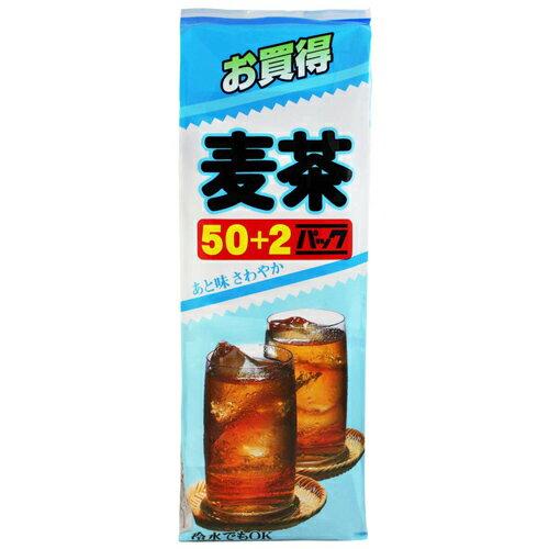 長谷川冷熱兩泡麥茶52入 ^(520g^) ~  好康折扣