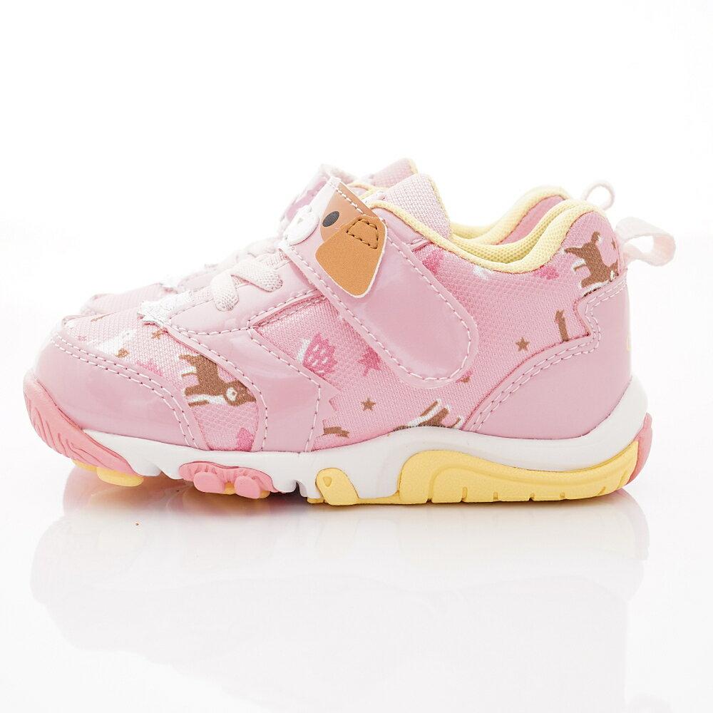 日本Carrot 速乾機能鞋款 CRC22614 粉(中小童段) 3