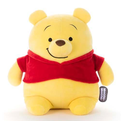 日本代購預購 迪士尼 小熊維尼 維尼熊 mocchi-mocchi M號 娃娃玩偶抱枕 794-410