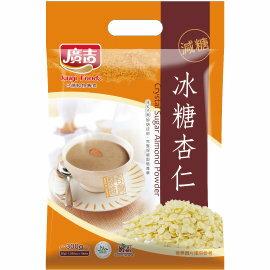 【廣吉】(減糖)冰糖杏仁茶 1袋10包