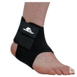 【運動護具-護踝-彈性保暖-均碼-單只/包-2包/組】運動彈性保暖護腳踝籃球羽毛球防護束套護踝-56041