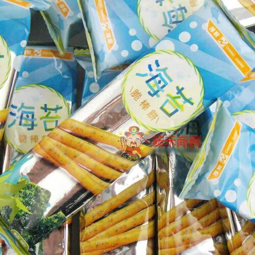 【0216零食會社】厚毅-海苔脆棒餅