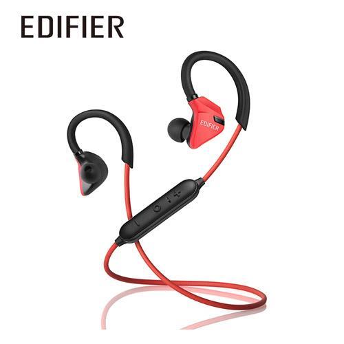 EDIFIER 漫步者 W296BT 運動防汗水 藍牙耳機 藍芽耳機 藍牙耳機麥克風 耳麥 無線耳機 無線耳麥【迪特軍】