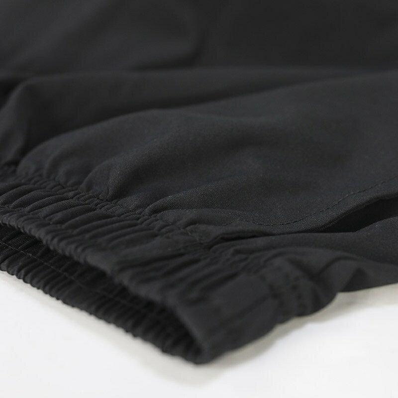 AREXSPORT 戶外休閒輕薄防水耐磨速乾修身運動衝鋒褲 防潑水材質 男女共版 加大尺碼 AS-7159 S-4L 7