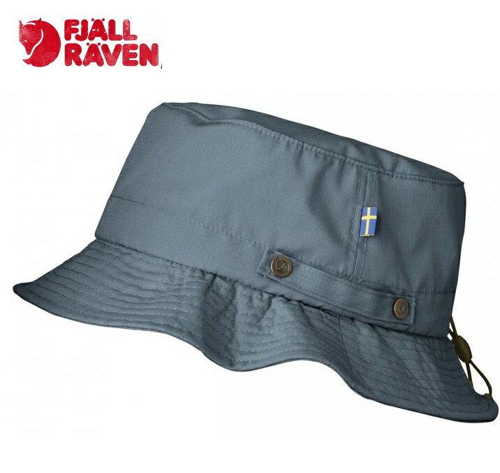 Fjallraven 瑞典北極狐 圓盤帽/漁夫帽/遮陽帽 Marlin 77397 042 暮灰