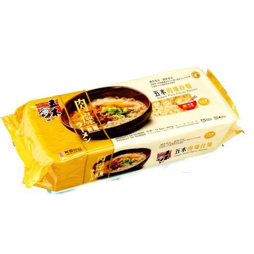 五木肉燥拉麵321g【愛買】